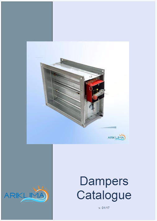 Dampers Catalogue