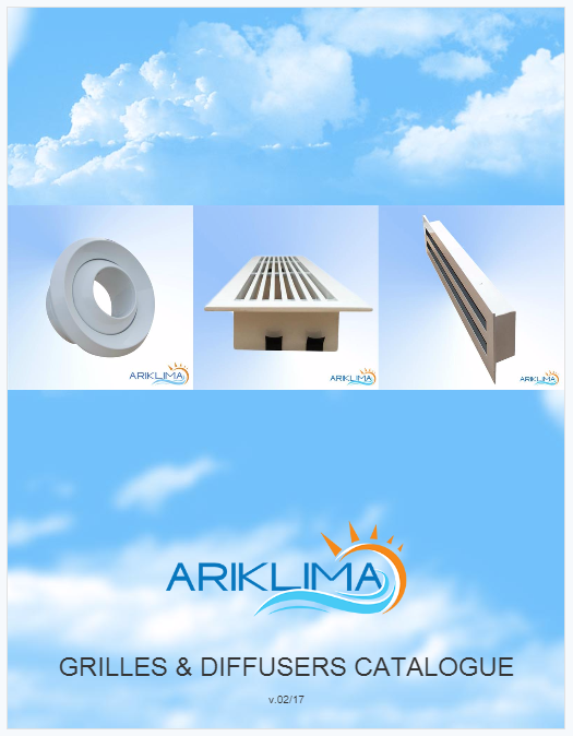 Grilles & Diffusers Catalogue